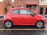2013 - Fiat 500 Sport / S **19400 Miles **