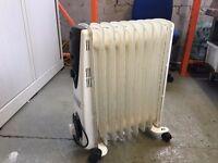 PREM I AIR OIL FILLED RADIATOR 240 volt