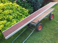 YOUNGMAN BOARD staging 3.6m Walk board. COULD DELIVER