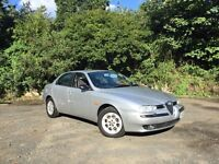 Alfa romeo 156 2.0 in good condition long tax&mot hpi clear. Px swap