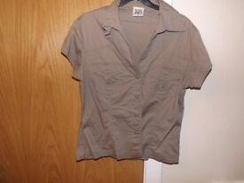 Ladies Shirt Size 12