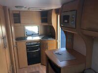 Bailey majestic 2 berth caravan