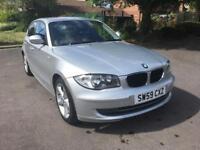 BMW 1 SERIES 118D 2.0 DIESEL MANUAL 45K MILEAGE