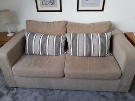 Sofa bed.hardly used