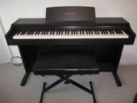 Casio Celviano AP 25 Digital Piano and Stool.