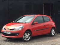 ★ RENAULT CLIO 1.5 DCi + PAN ROOF + PARKING SENSORS + ALLOYS + CRUISE CONTROL★