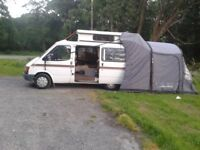 Ford camper excellent condition low milelage