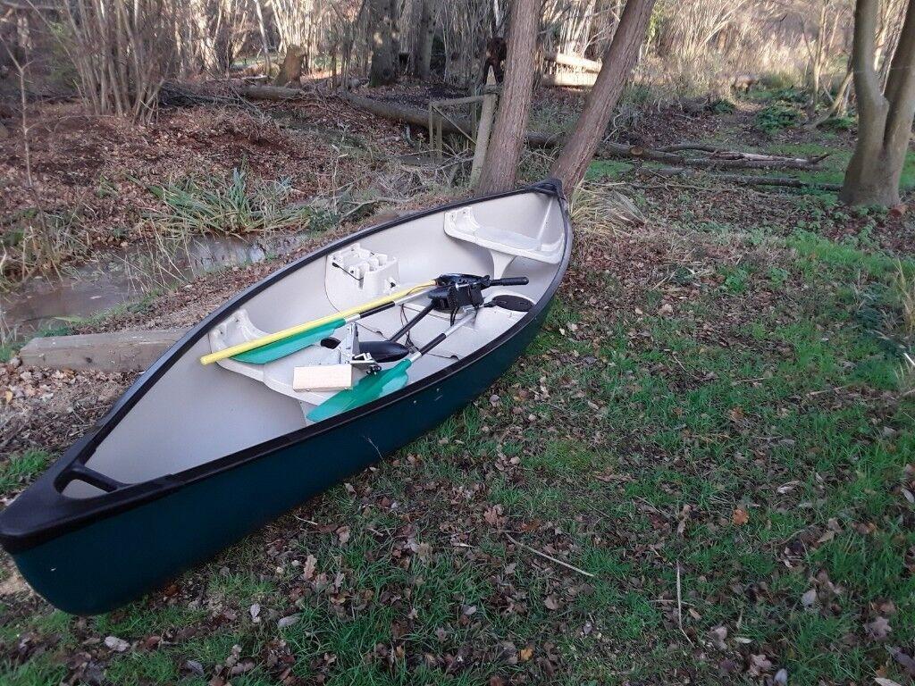 Canoe + accessories | in Norwich, Norfolk | Gumtree