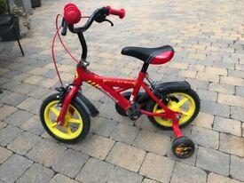 Kids Bike - Ideal first bike age 2-4