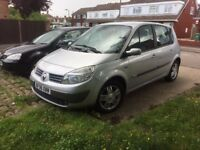 2006 Renault Scenic 1.6 Auto Automatic like focus astra