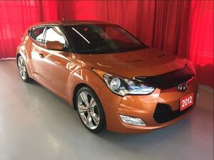 2012 Hyundai Veloster Tech LEATHER NAVIGATION SUNROOF