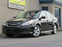 2011 Subaru Legacy 59$/SEM !! 2.5i ** BAS KILO ** MANUELLE 6 VIT