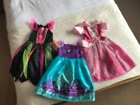 Princess and Halloween dress