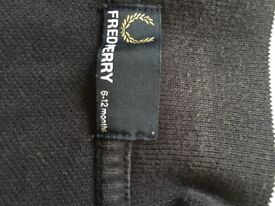 Fred Perry baby boys top 6/12 months