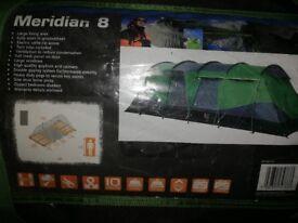 Gelert Meridian 8 Tent