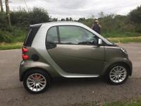SMART CAR 2010 fourtwo