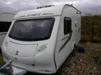 2 berth touring caravan Sprite Sportstyle S2 2011
