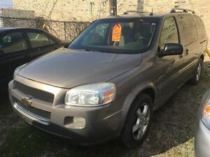 2006 Chevrolet Uplander LT1 CALL 519 485 6050 CERTIFIED