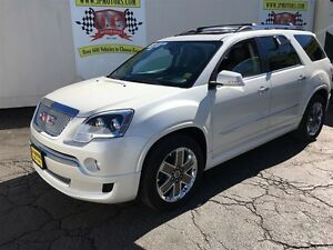 2012 GMC Acadia Denali, Leather, Third Row Seating, Sunroof, AWD