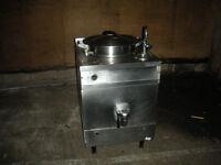 Stainless steel Steamer