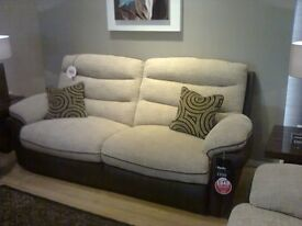 reclining 3seater sofa