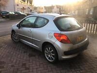 Peugeot 207 1.4 mot till Jan 18