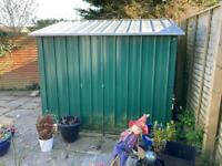 Metal shed Now SOLD