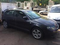Audi A3 2.0tdi long mot