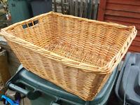 Basket, Wicker, Hamper, Storage, Laundry