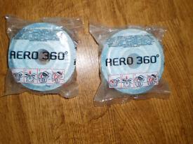 AERO 360 refill tab x 2 £5 for both