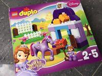 LEGO DUPLO Disney Junior Sofia the First Royal Stable 10594