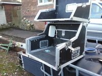 DJ/band Mixer Flight case