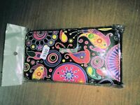 Samsung S3 Wallet Case - Multi Coloured