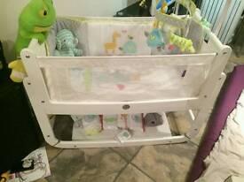 Mama&Papas Bedside crib