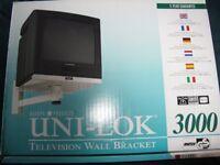 """Uni-Loc"" Television Wall Bracket"