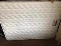 Crystal Double Mattress (Never Used)