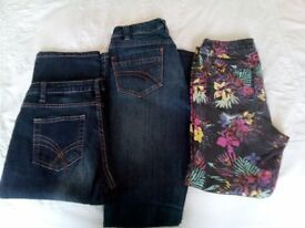 Assorted jeans size 8/10. PRICE IS FOR EACH ITEM.