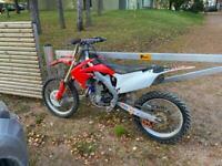 Honda 450 CRF