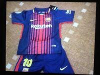 Boy's Messi Football Strip