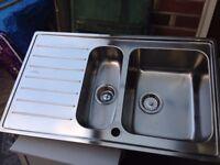 Brand new Ikea kitchen sink