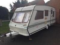 5 Birth Caravan Abbey GTS Vogue 517