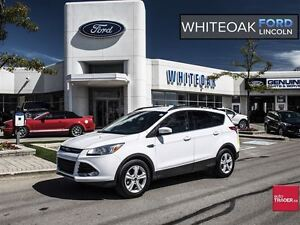2016 Ford Escape SE,FORD CERTIFIED EXT WARR, LOW RATES, AWD, CON