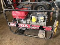 Honda 6kva petrol generator