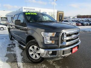 2016 Ford F-150 XLT | 1 OF 4, IN STOCK 2016 F-150s AT $31,908!