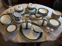 Royal Worcester Mosaic Dinner Service