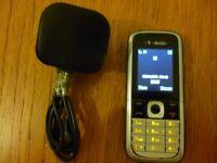 Phone ZTE R221 - Black Silver (Unlocked)
