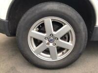 Genuine 4x Volvo XC90 2002-2014 17 Inch Neptune Alloy Wheels & Tyres