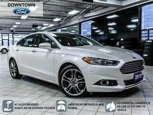 2013 Ford Fusion Titanium, Automatic Self Parking, Navigation, M