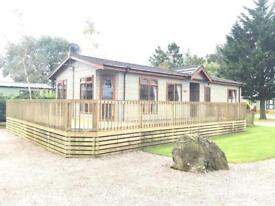 2 BEDROOM STATIC CARAVAN / LODGE FOR SALE IN THE LAKE DISTRICT , KENDAL , WINDERMERE