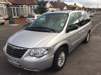 Chrysler Voyager 2.8 CRD, Automatic